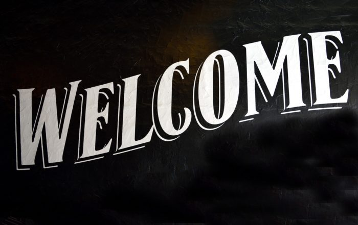 content marketing blog welcome